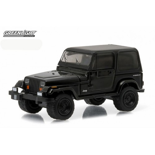 Black Bandit Series 14 - 1994 Jeep Wrangler