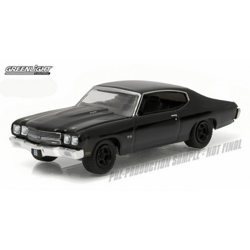 Black Bandit Series 15 - 1970 Chevy Chevelle SS