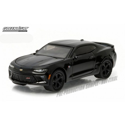 Black Bandit Series 15 - 2016 Chevy Camaro SS