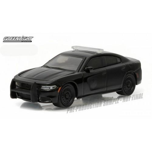 Black Bandit Series 15 - 2016 Dodge Charger Pursuit