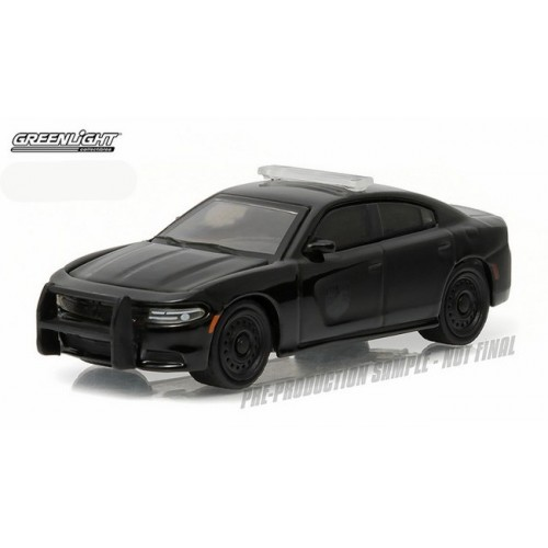 Black Bandit Series 15 - 2016 Dodge Charger Pursuit