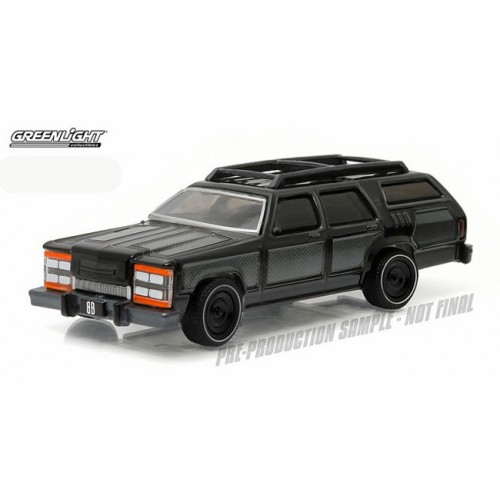 Black Bandit Series 15 - Wagon Queen