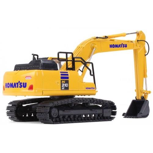 Komatsu PC210LC-11 Excavator