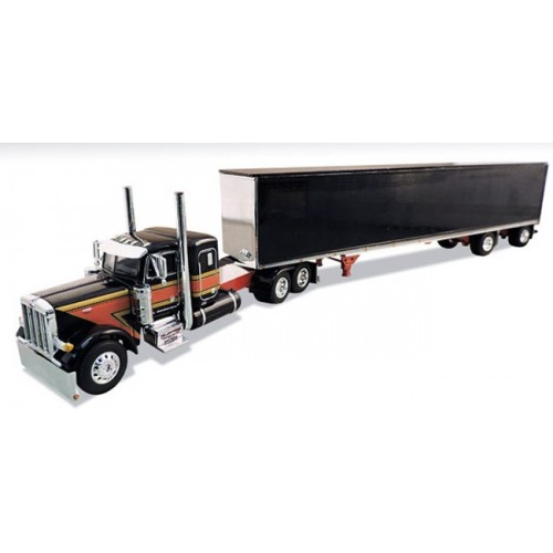 DCP Peterbilt 379 with Dry Goods Trailer