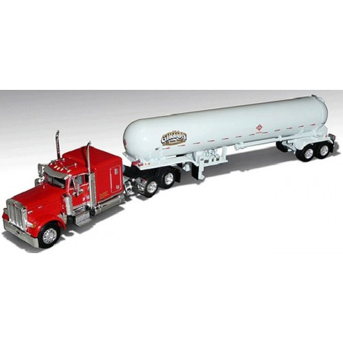 DCP Peterbilt 379 with Propane Trailer - Girton