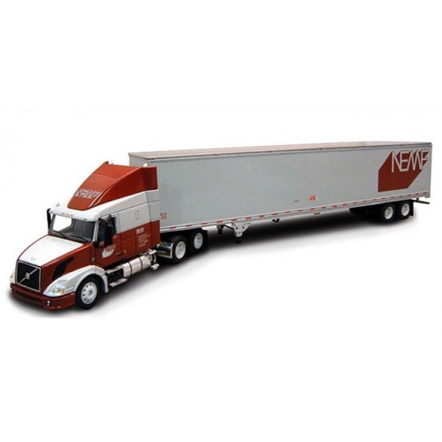 DCP Volvo 630 with Dry Goods Trailer - NEMF