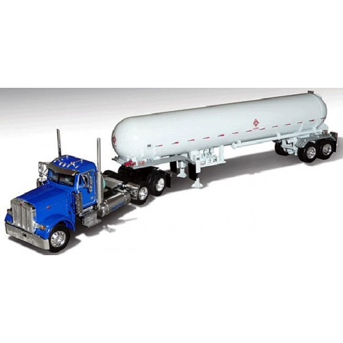DCP Peterbilt 379 with LPG Tanker Trailer - Jonesco
