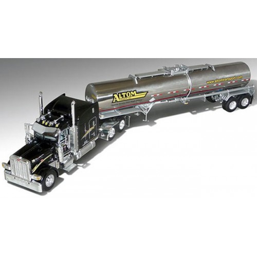 DCP Peterbilt 389 with Chemical Grade Tanker - Altom