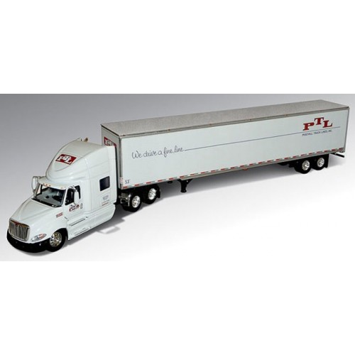 DCP International ProStar with Dry Van Trailer - PTL