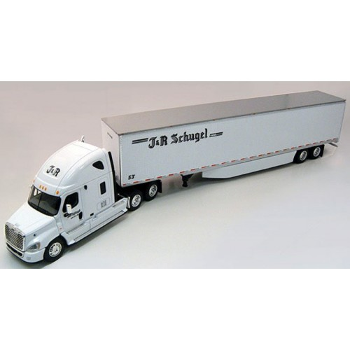 DCP Freightliner Cascadia with Dry Goods Trailer - J&R Schugel