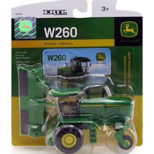 John Deere W260 Windrower