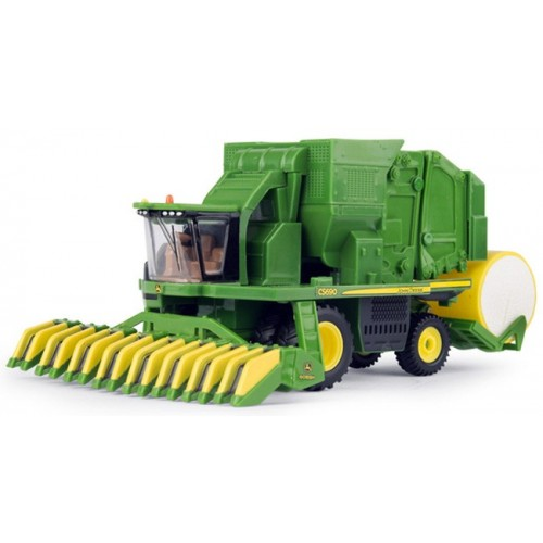 John Deere CS690 Cotton Stripper