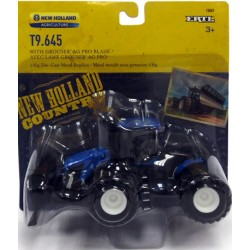 New Holland T9.645 Tractor with Blade