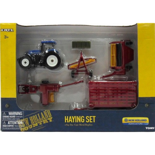New Holland Haying Set