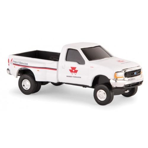 Massey Ferguson Ford Dealership Pickup Truck