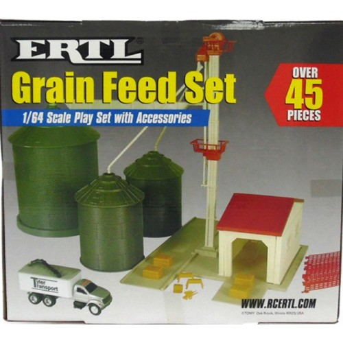 Grain Feed Play Set