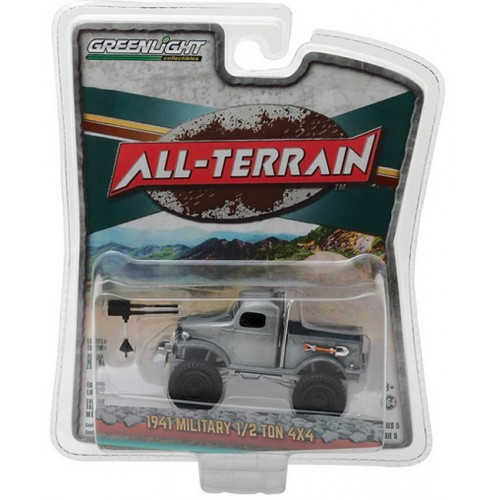 All-Terrain Series 5 - 1941 Military 1/2 Ton 4x4 Truck