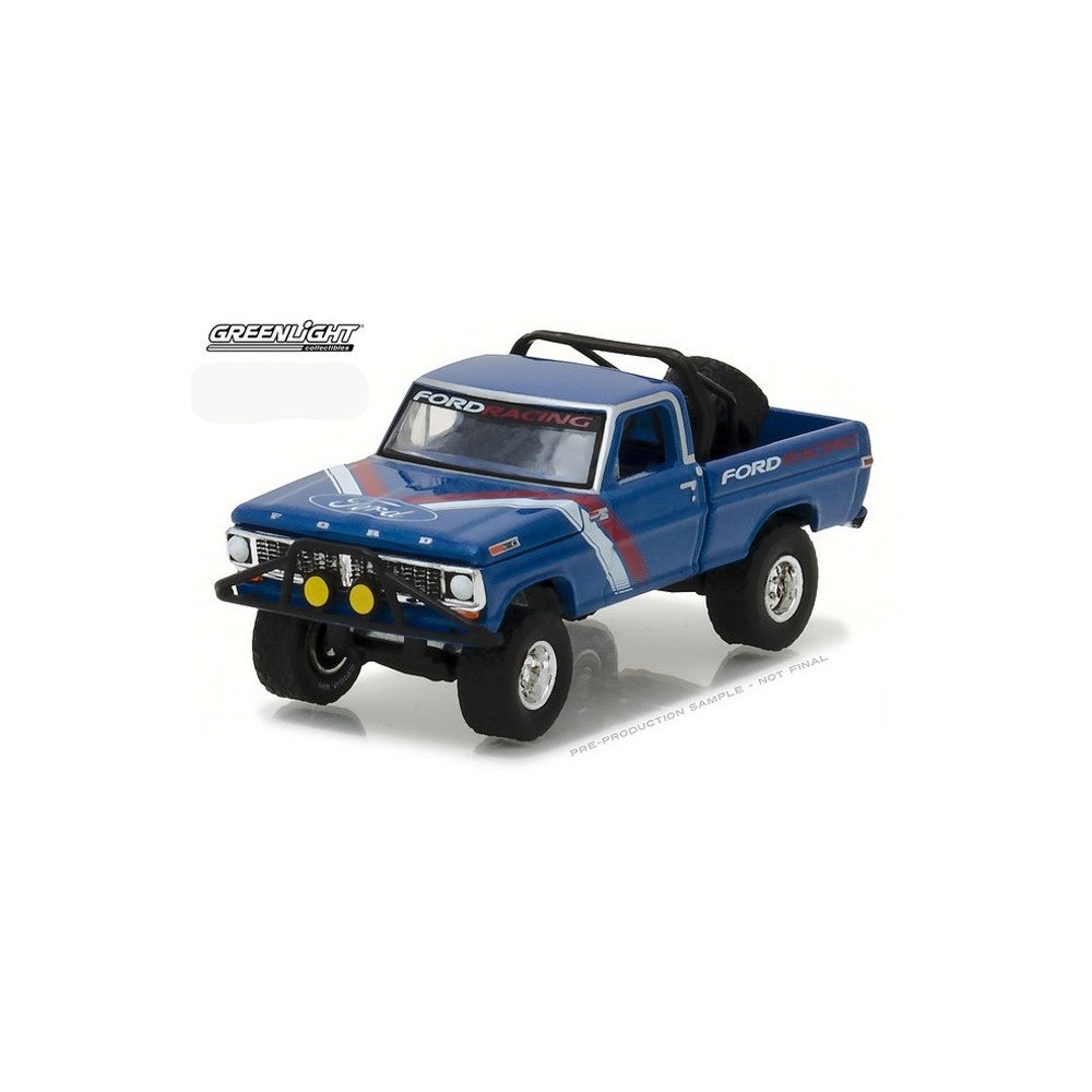 greenlight all terrain series 5 1970 ford f 100 pickup truck. Black Bedroom Furniture Sets. Home Design Ideas