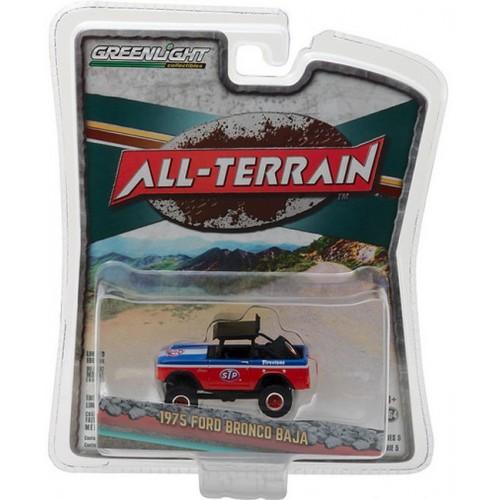 All-Terrain Series 5 - 1975 Ford Bronco BAJA