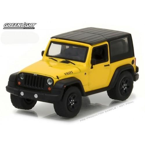 All-Terrain Series 5 - 2015 Jeep Wrangler Willys Wheeler