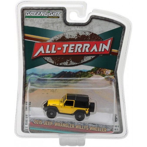 All-Terrain Series 5 - 2015 Jeep Wrangler Willys Wheeler