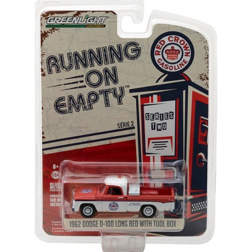 Running on Empty Series 2 - 1962 Dodge D-100 Truck