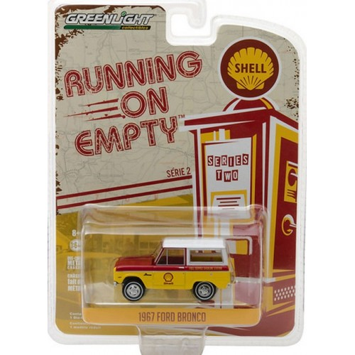 Running on Empty Series 2 - 1967 Ford Bronco