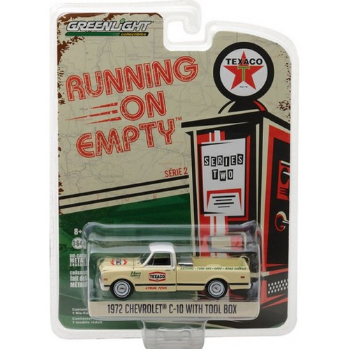 Running on Empty Series 2 - 1972 Chevy C-10 with Tool Box