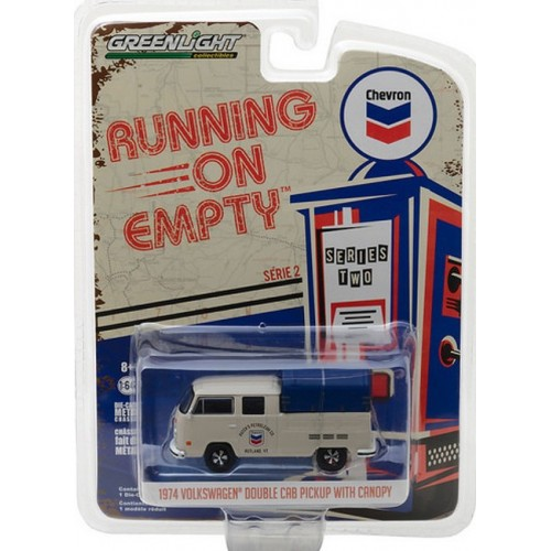 Running on Empty Series 2 - 1974 Volkswagen Pickup
