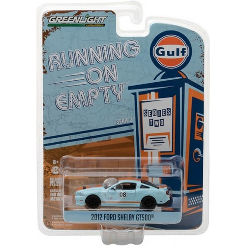 Running on Empty Series 2 - 2012 Shelby GT500