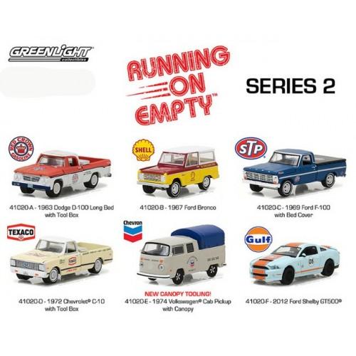 Running on Empty Series 2 - Set