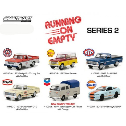 Running on Empty Series 2 - Set