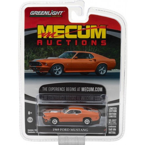 Mecum Auctions Series 1 - 1969 Ford Mustang