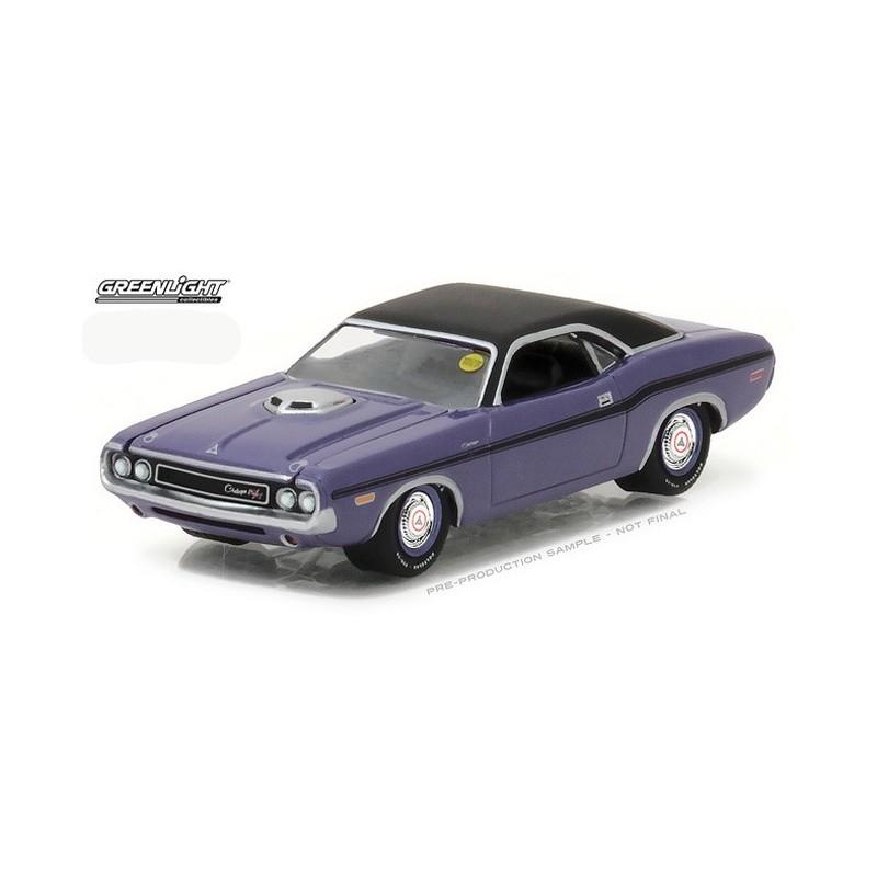 Greenlight Mecum Auctions Series 1 - 1970 Dodge Challenger R/T HEMI