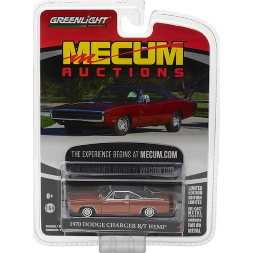 Mecum Auctions Series 1 - 1970 Dodge Charger R/T HEMI