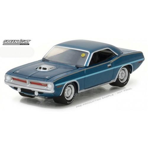 Mecum Auctions Series 1 - 1970 Plymouth HEMI Cuda
