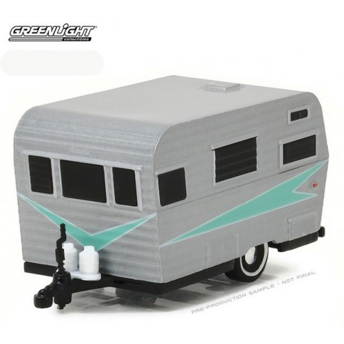 Hitched Homes Series 2 - 1958 Siesta Travel Trailer