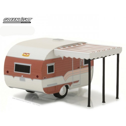 Hitched Homes Series 2 - 1959 Catolac Deville Travel Trailer