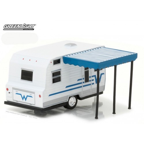 Hitched Homes Series 2 - 1964 Winnebago 216 Travel Trailer