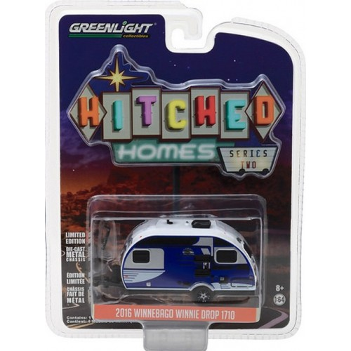 Hitched Homes Series 2 - 2016 Winnebago Winnie Drop 1710