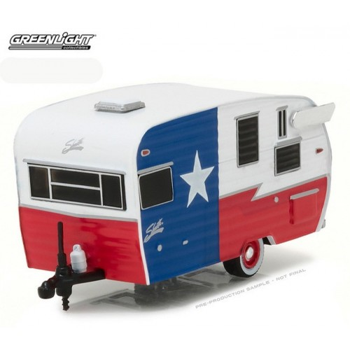 Hitched Homes Series 2 - Shasta 15' Airflyte