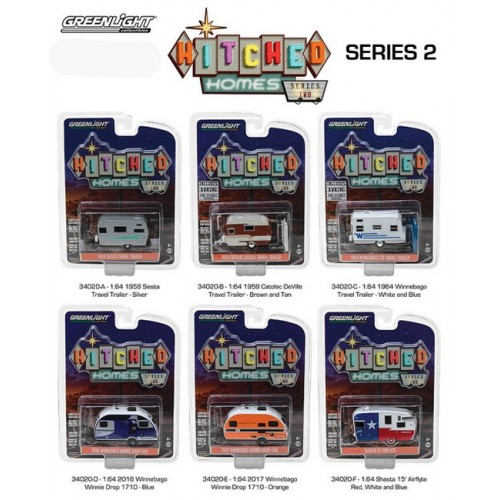 Hitched Homes Series 2 - SET