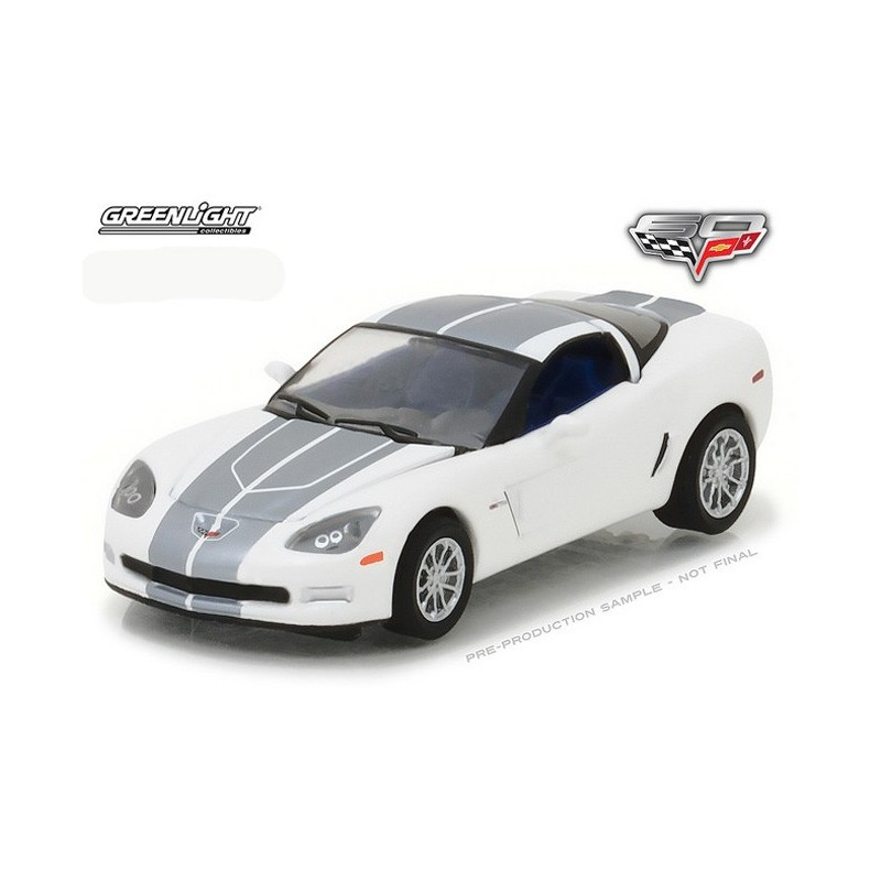 greenlight anniversary series 5 2013 chevy corvette z06. Black Bedroom Furniture Sets. Home Design Ideas