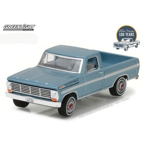 Anniversary Collection Series 5 - 1967 Ford F-100