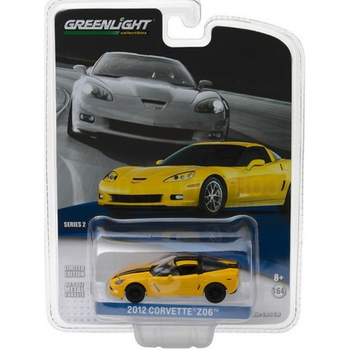 General Motors Collection Series 2 - 2012  Chevy Corvette Z06