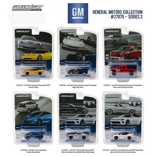 General Motors Collection Series 2 - SET