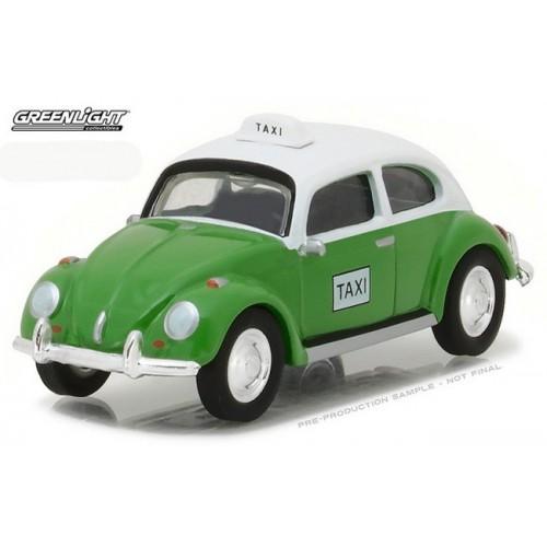 Club Vee-Dub Series 5 - Volkswagen Beetle Taxi Cab