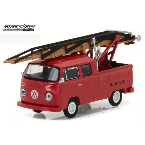 Club Vee-Dub Series 5 - 1976 Volkswagen Type 2 with Ladder