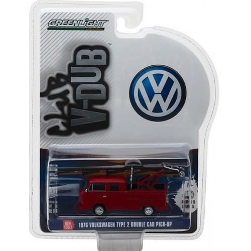 Club Vee-Dub Series 5 - 1976 Volkswagen Type 2 with Ladder