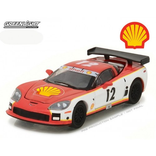 Hobby Exclusive - 2009 Chevrolet Corvette C6R Shell Oil